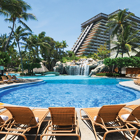 WIN A VACATION FOR 2 TO PRINCESS MUNDO IMPERIAL IN ACAPULCO FROM CFRB AND SUNWING