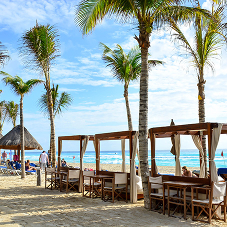 WIN A Vacation FOR 2 TO HOTEL NYX CANCUN IN MEXICO ONBOARD SUNWING AIRLINES FROM TASTE OF THE DANFORTH AND SUNWING