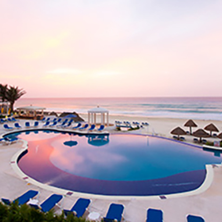 WIN A Vacation FOR 2 TO GOLDEN PARNASSUS RESORT AND SPA IN CANCUN FROM METROLAND AND SUNWING