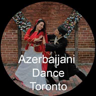 Azerbaijani Dance Toronto